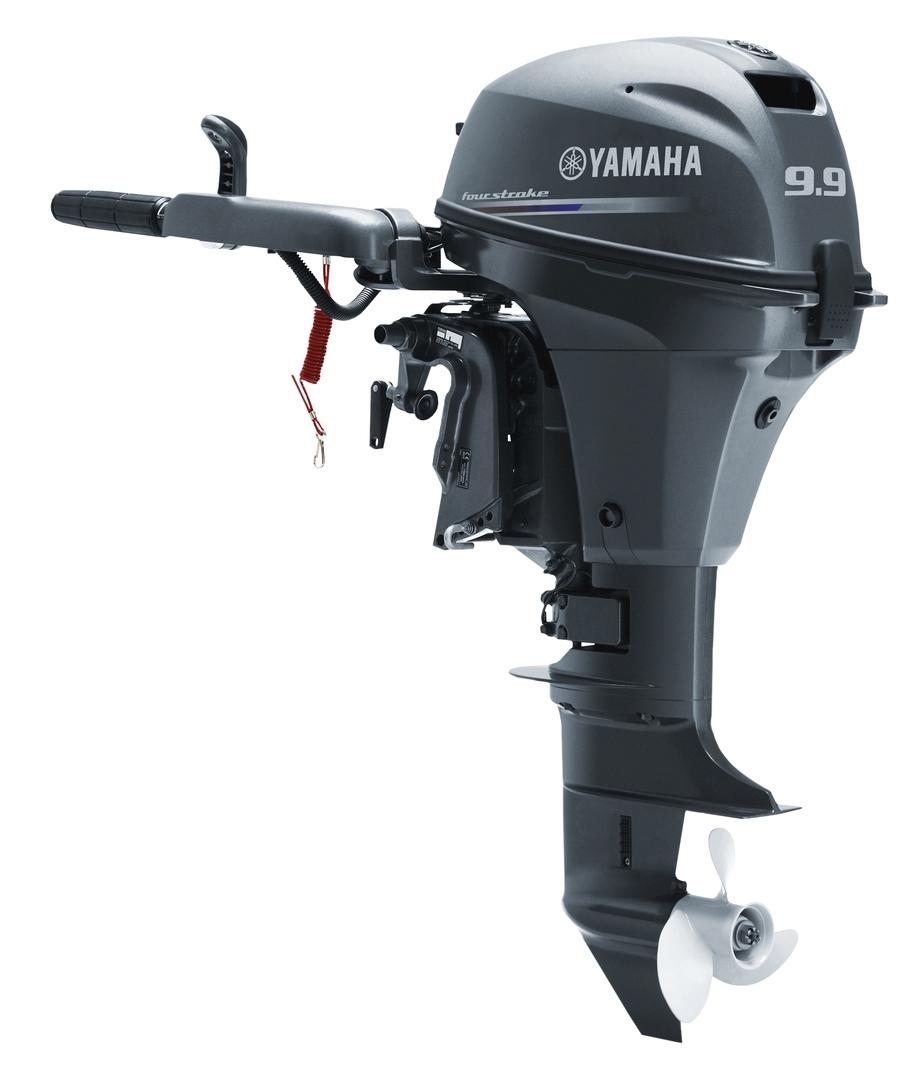 Yamaha F9.9 dlhá noha EL.štart