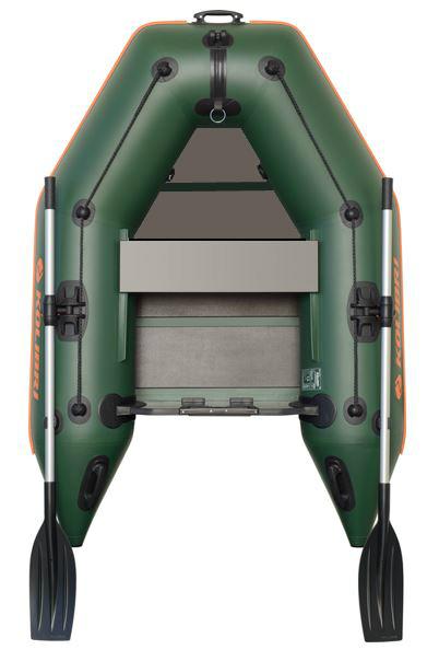 Čln Kolibri KM-200 zelený, lamelová podlaha (KM-200 lamelová podlaha)