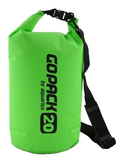vak GoPack 20L zelený