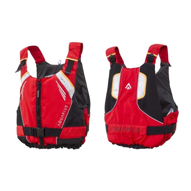 vesta plávacia MQ Plus new, červená