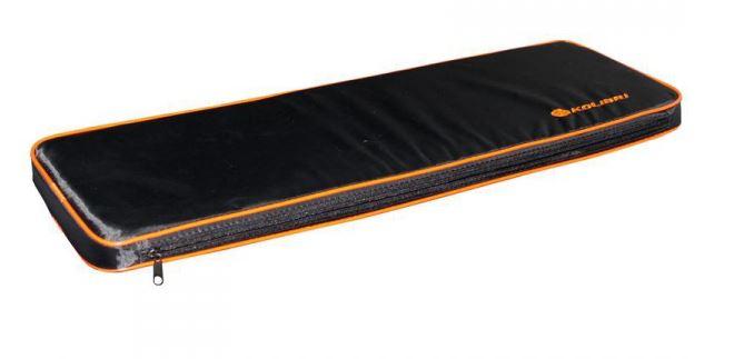 Poťah lavičky čierny rôzne veľkosti