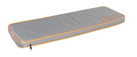 Poťah lavičky šedý rôzne veľkosti